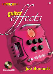 Jalan Pintas Jago Gitar Effect + CD