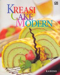 Kreasi Cake Modern