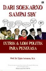 Dari Soekarno sampai SBY