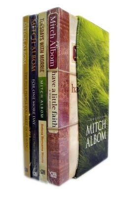 Box Set Koleksi Mitch Albom