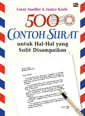 500 Contoh Surat untuk Hal-Hal yang Sulit Disampaikan