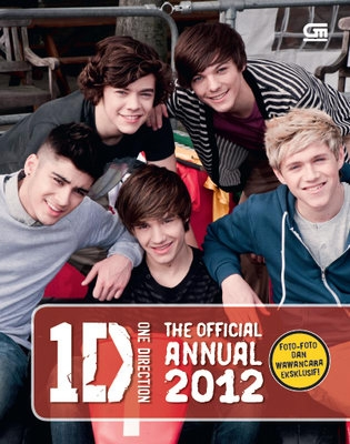 One Direction: The Official Annual 2012 (HC)