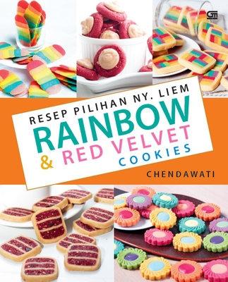 Resep Pilihan Ny. Liem: Rainbow & Red Velvet Cookies ...
