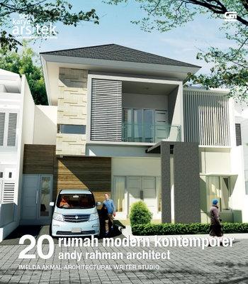 20 Rumah Modern Kontemporer Andy Rahman