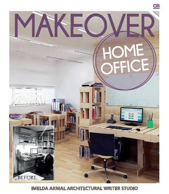 Makeover Home Office