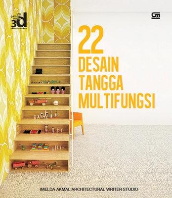 22 Desain Tangga Multifungsi