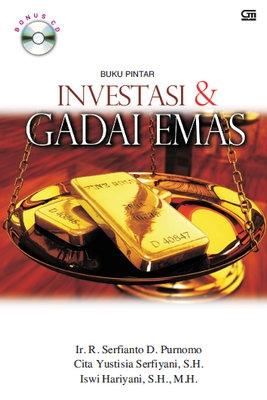 Buku Pintar Investasi & Gadai Emas (Bonus CD)