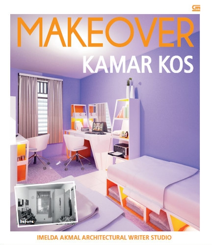 Makeover: Kamar Kos