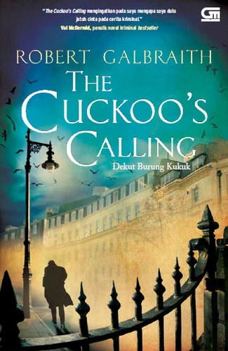 The Cuckoo`s Calling
