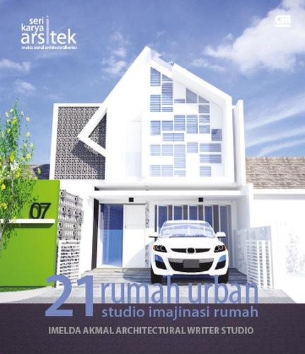 21 Rumah Urban Studio Imajinasi