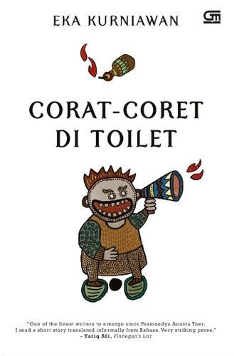 Corat-Coret di Toilet