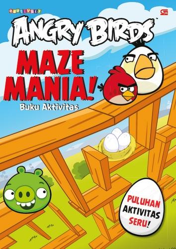 Angry Birds: Maze Mania! - Buku Aktivitas