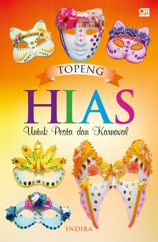 Topeng Hias untuk Pesta dan Karnaval