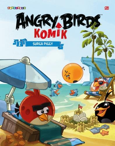 Angry Birds Komik: Surga Piggy