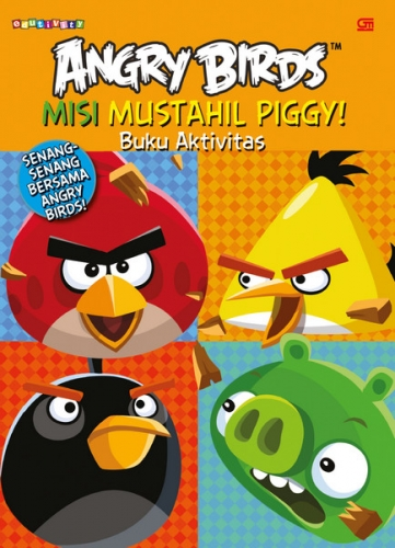 Angry Birds: Misi Mustahil Piggy