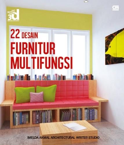 Seri Gambar Ruang 3D: 22 Desain Furnitur Multifungsi